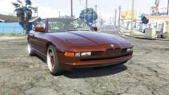 BMW 850i (E31) [replace]