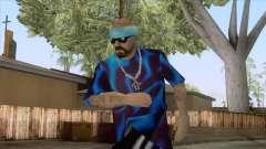 New Aztecas Skin 4 для GTA San Andreas