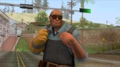 Team Fortress 2 - Engineer Skin v1 для GTA San Andreas