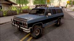 GMC Suburban 1989 HQLM для GTA San Andreas