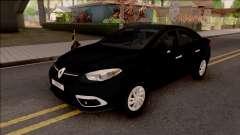Renault Fluence Turkish Military Vehicle для GTA San Andreas