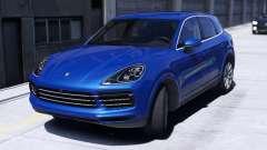 Porsche Cayenne S 2018 для GTA 5