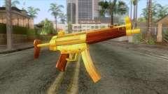Gold MP5