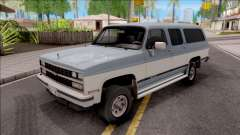 Chevrolet Suburban 1989 HQLM для GTA San Andreas