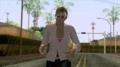 Jill Casual Skin v3 для GTA San Andreas