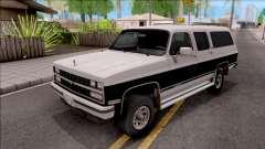 Chevrolet Suburban 1989 IVF для GTA San Andreas