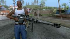 Barrett M82A1 Anti-Material Sniper Rifle v1 для GTA San Andreas