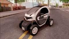 Renault Twizy 2012 для GTA San Andreas