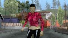 New Bfybe Skin для GTA San Andreas