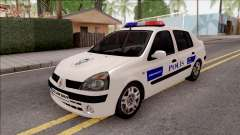 Renault Clio Polis для GTA San Andreas
