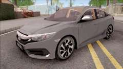 Honda Civic FC5 Low Poly with Xenon для GTA San Andreas
