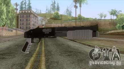 GTA 5 - Sawed-Off Shotgun для GTA San Andreas