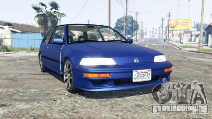 Honda Civic (EF) для GTA 5