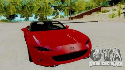 Mazda MX 5 для GTA San Andreas