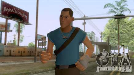 Team Fortress 2 - Scout Skin v1 для GTA San Andreas