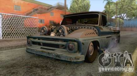 Chevrolet C10 Tiffany 1963 для GTA San Andreas
