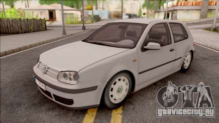 Volkswagen Golf Mk4 1999 для GTA San Andreas