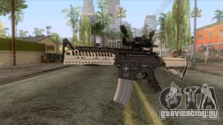 M4 Assault Rifle для GTA San Andreas