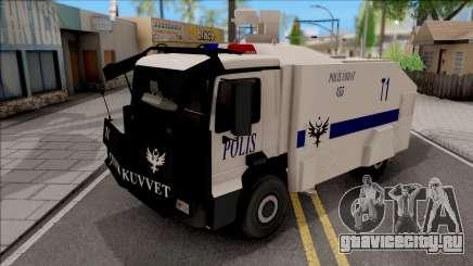 Toplumsal Olaylara Müdahale Aracı для GTA San Andreas