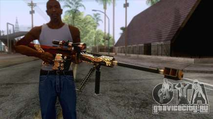 Barrett Royal Dragon v1 для GTA San Andreas