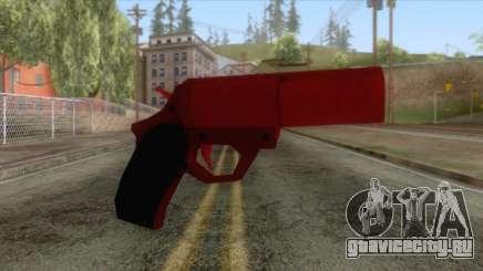GTA 5 - Flare Gun для GTA San Andreas