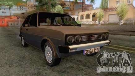 Tofas Murat 131 для GTA San Andreas