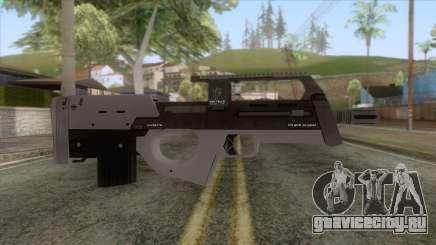 GTA 5 - Assault SMG для GTA San Andreas