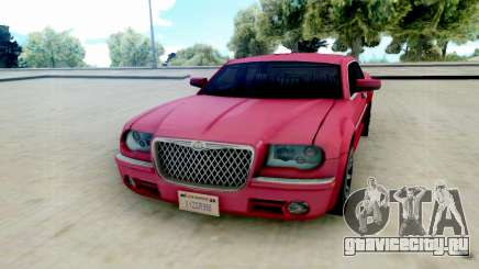 Chrysler 300C 2008 для GTA San Andreas