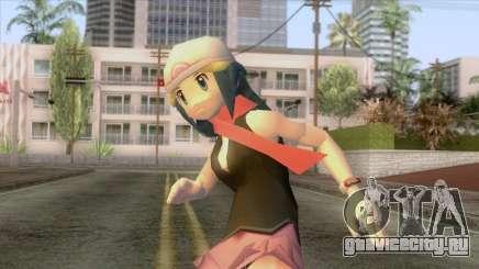 Dawn Pokemon Skin v1 для GTA San Andreas