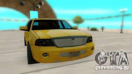 Lincoln Navigator 2D Generation для GTA San Andreas