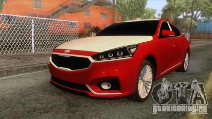 Kia Cadenza 2017 для GTA San Andreas