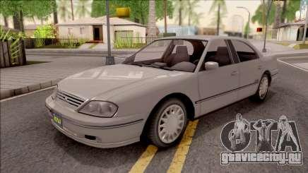 GTA IV Willard Solair Sedan для GTA San Andreas