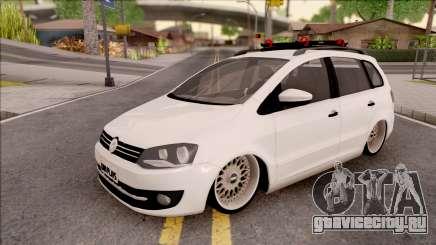 Volkswagen Spacefox для GTA San Andreas