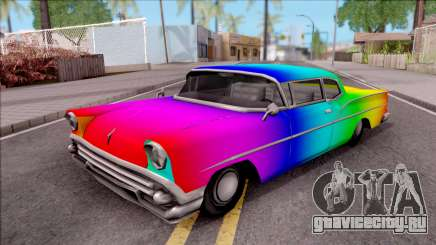 Rainbow Tornado для GTA San Andreas