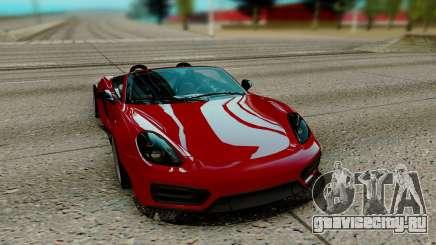Porsche Cayman для GTA San Andreas