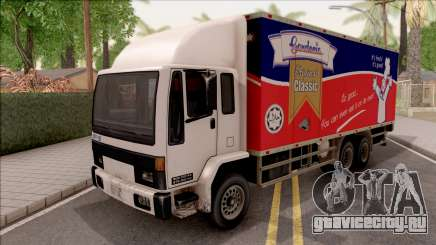 DFT-30 Box Gardenia Bakeries для GTA San Andreas