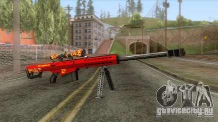 Barrett M82A1 Anti-Material Sniper Rifle v2 для GTA San Andreas