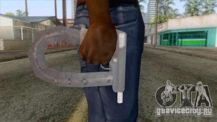 Union Pistol w35-Round Horseshoe Magazine для GTA San Andreas