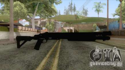 GTA 5 - Pump Shotgun для GTA San Andreas
