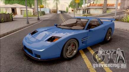 GTA IV Invetero Coquette для GTA San Andreas