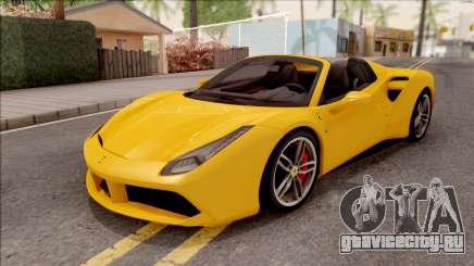 Ferrari 488 Spider 2016 для GTA San Andreas