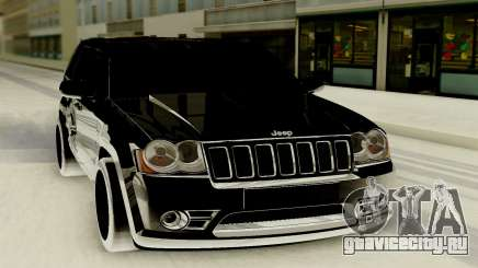 Grand Cherokee SRT для GTA San Andreas