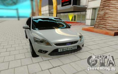 Ford Focus для GTA San Andreas