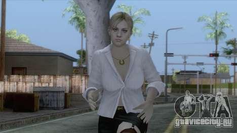 Jill Business Skin для GTA San Andreas
