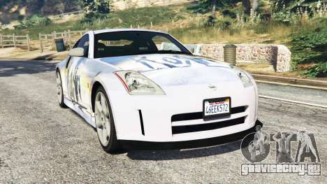 Nissan 350Z (Z33) [replace] для GTA 5