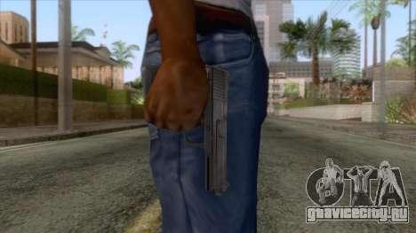 Heckler & Koch MK23 для GTA San Andreas