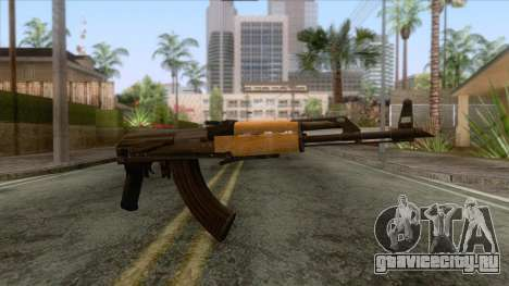 Zastava M70 Assault Rifle v3 для GTA San Andreas