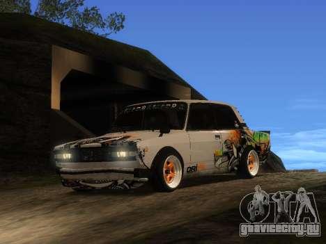 VAZ 2105 DRIFT для GTA San Andreas