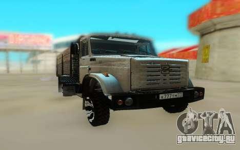 ЗИЛ 4331 для GTA San Andreas