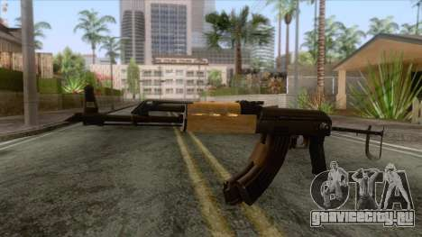 Zastava M70 Assault Rifle v2 для GTA San Andreas